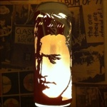 Elvis Presley Beer Can